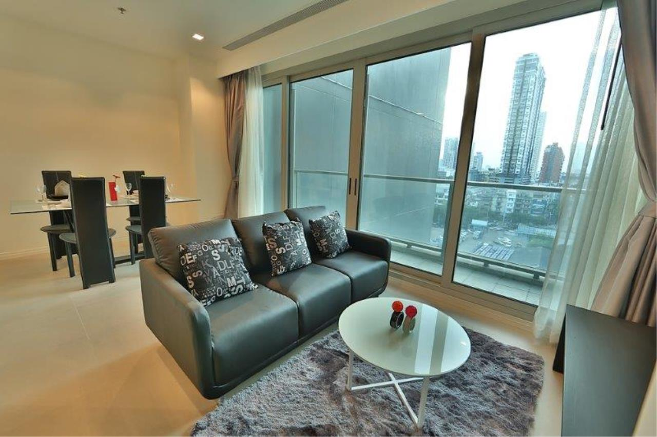 Century21 Skylux Agency's The River / Condo For Rent / 1 Bedroom / 62 SQM / BTS Saphan Taksin / Bangkok 1