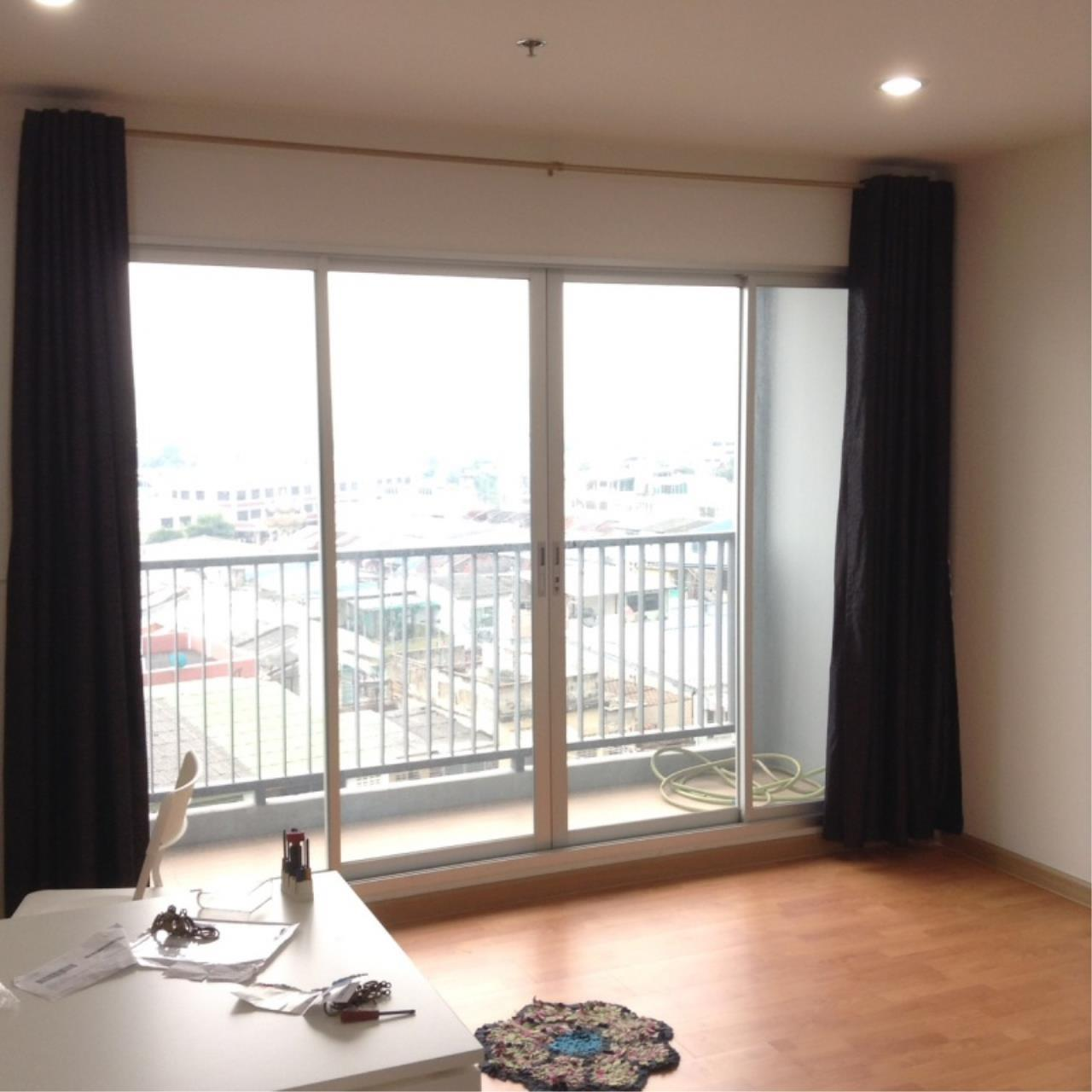 Century21 Skylux Agency's The President Sathorn-Ratchaphruek 1 / Condo For Sale / 2 Bedroom / 59.9 SQM / BTS Bang Wa / Bangkok 7