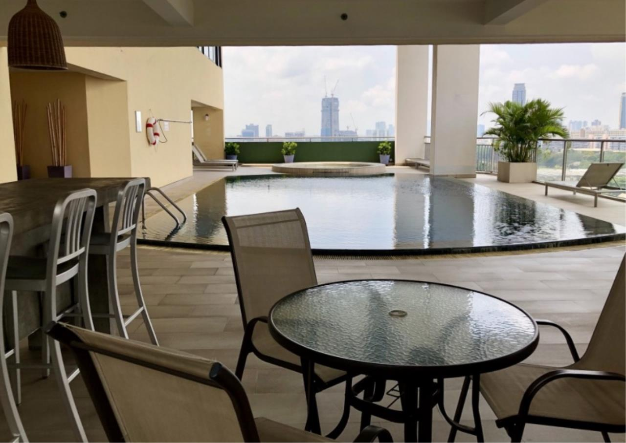 Century21 Skylux Agency's Lake Green / Condo For Rent / 2 Bedroom / 135.04 SQM / BTS Nana / Bangkok 10