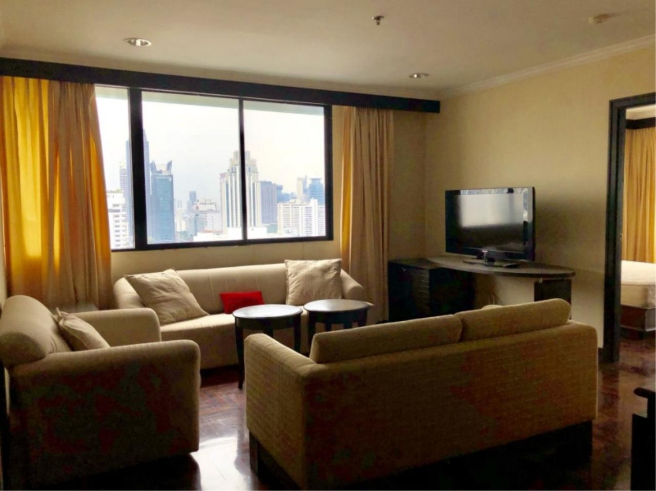 Century21 Skylux Agency's Lake Green / Condo For Rent / 2 Bedroom / 135.04 SQM / BTS Nana / Bangkok 1