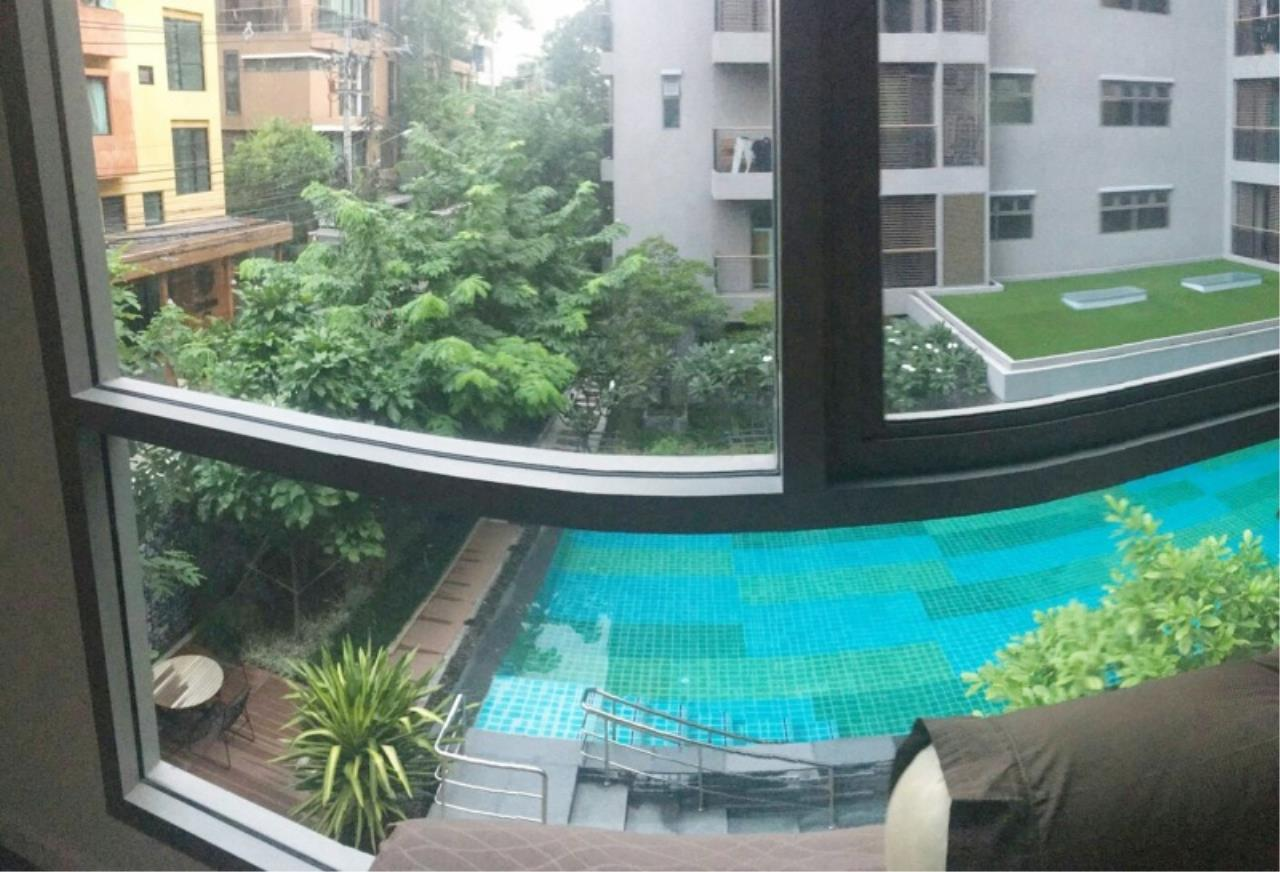 Century21 Skylux Agency's Sync Nature Siam / Condo For Sale / 2 Bedroom / 78 SQM / BTS National Stadium / Bangkok 9