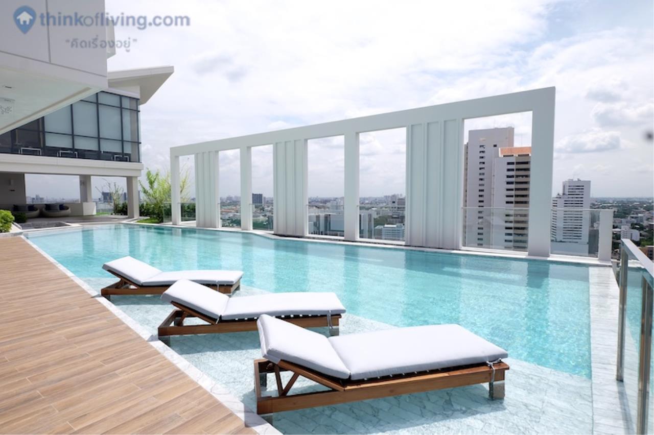 Century21 Skylux Agency's M Thonglor 10 / Condo For Rent / 1 Bedroom / 32 SQM / BTS Thong Lo / Bangkok 9