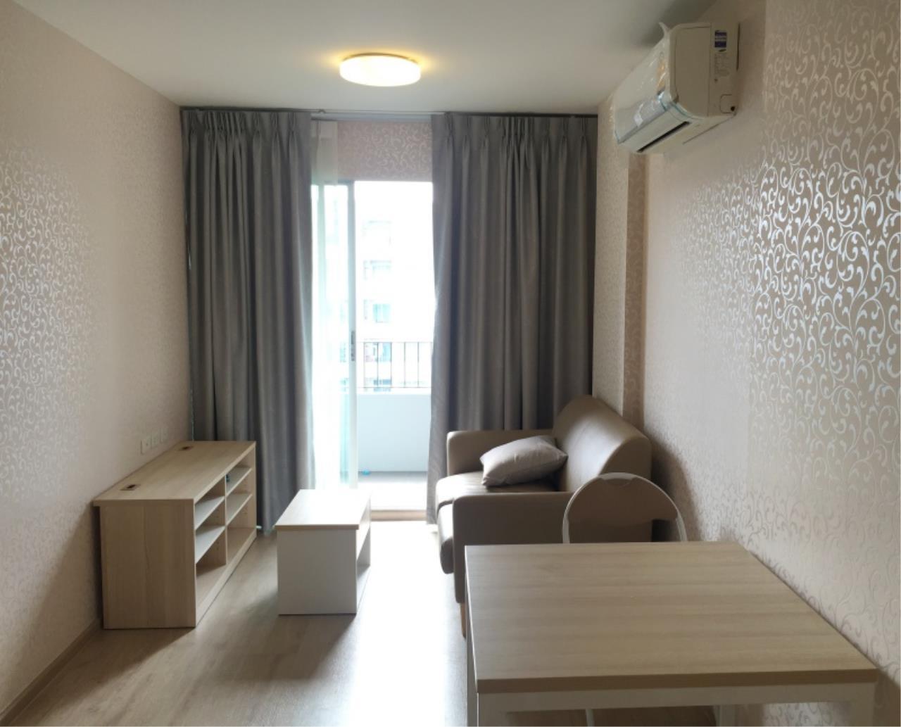 Century21 Skylux Agency's Elio Del Ray / Condo For Sale / 1 Bedroom / 34.5 SQM / BTS Punnawithi / Bangkok 1