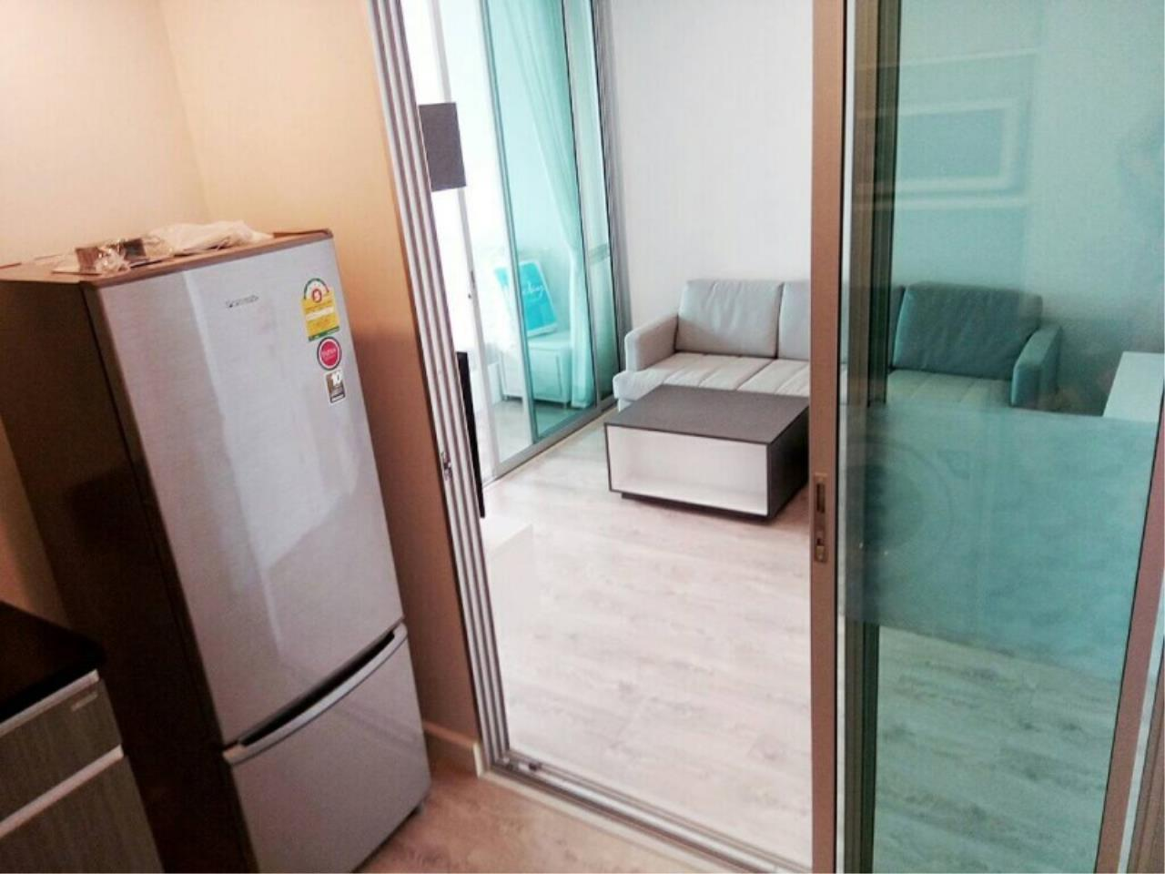 Century21 Skylux Agency's Bridge Sathorn-Narathiwas / Condo For Sale / 1 Bedroom / 33.6 SQM / BTS Chong Nonsi / Bangkok 6