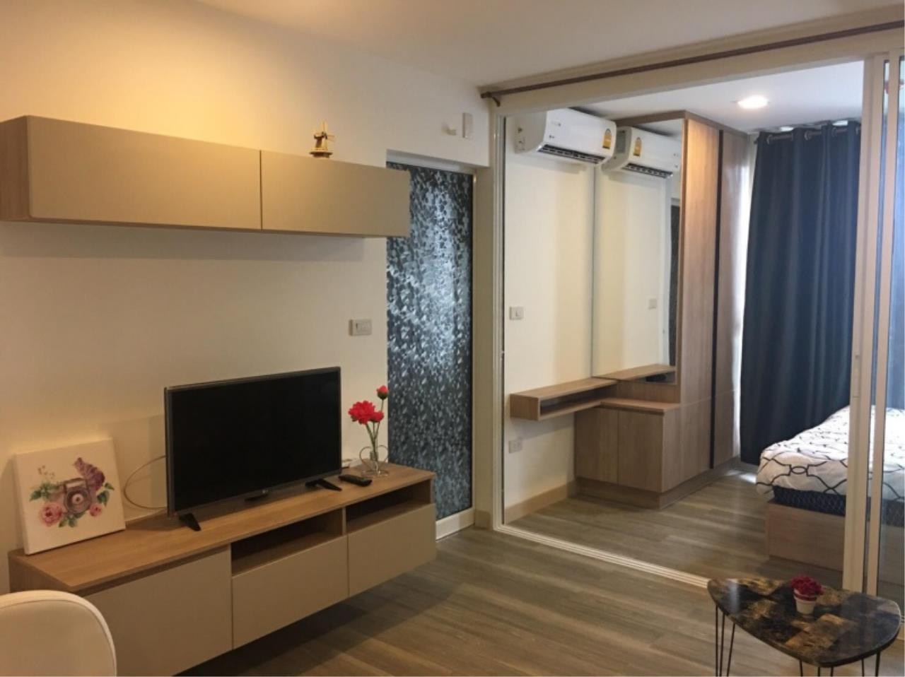 Century21 Skylux Agency's Moniiq Sukhumvit 64 / Condo For Rent / 1 Bedroom / 28 SQM / BTS Bang Chak / Bangkok 3