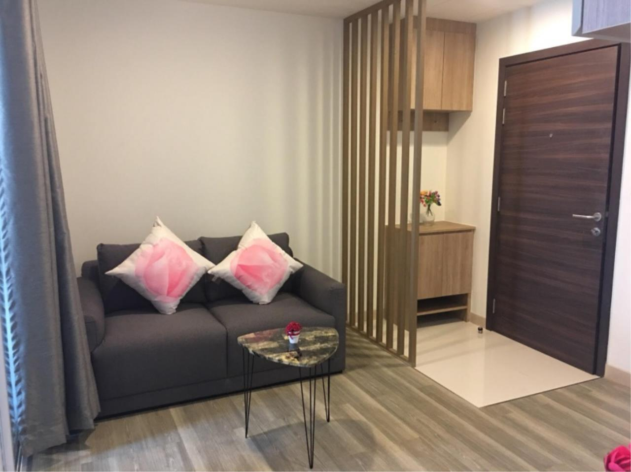 Century21 Skylux Agency's Moniiq Sukhumvit 64 / Condo For Rent / 1 Bedroom / 28 SQM / BTS Bang Chak / Bangkok 1
