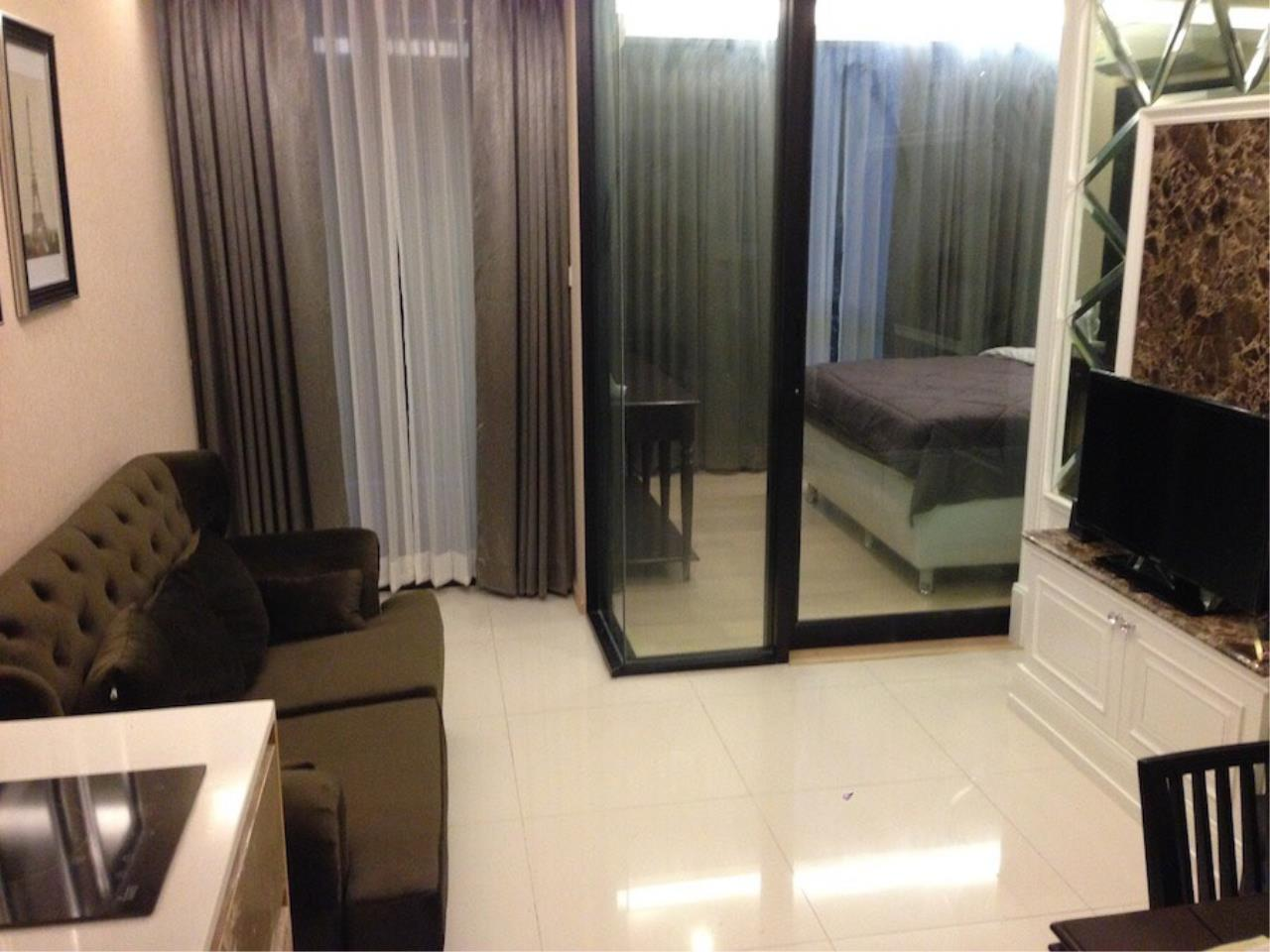 Century21 Skylux Agency's SOCIO Ruamrudee / Condo For Sale / 1 Bedroom / 32 SQM / BTS Phloen Chit / Bangkok 1