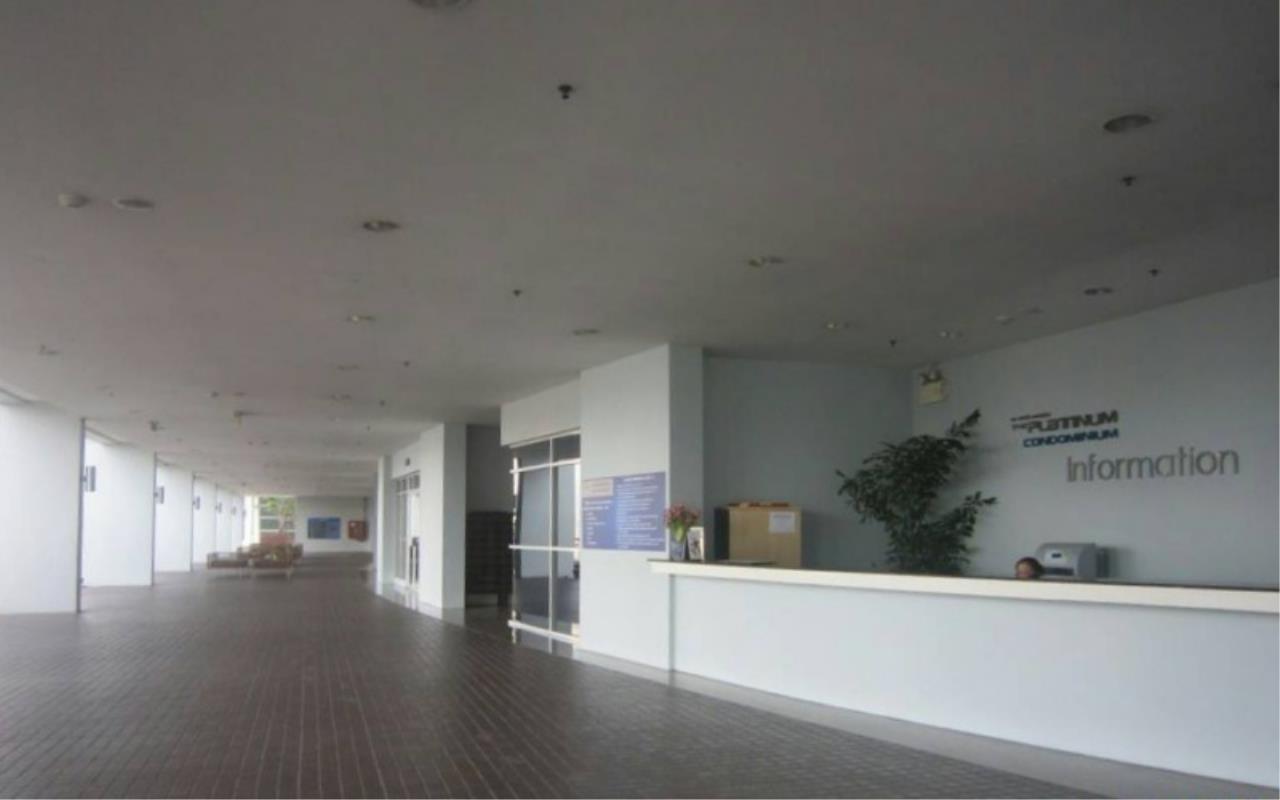 Century21 Skylux Agency's The Platinum / Condo For Rent / 1 Bedroom / 46 SQM / ARL Ratchaprarop / Bangkok 12