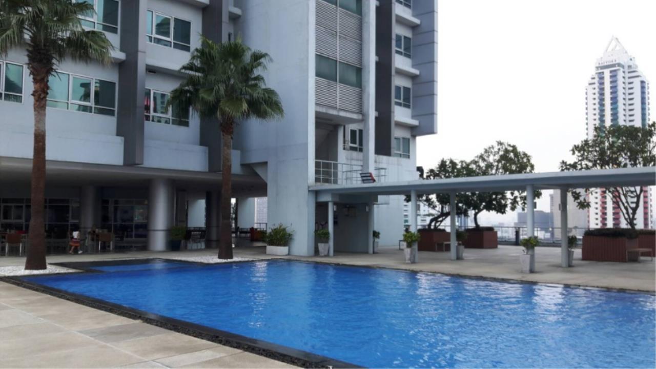 Century21 Skylux Agency's The Platinum / Condo For Rent / 1 Bedroom / 46 SQM / ARL Ratchaprarop / Bangkok 5