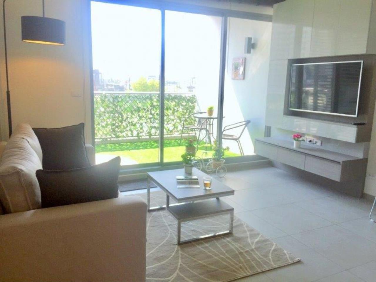 Century21 Skylux Agency's The Lofts Ekkamai / Condo For Sale / 1 Bedroom / 51 SQM / BTS Ekkamai / Bangkok 1