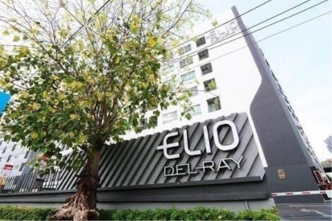 Century21 Skylux Agency's Elio Del Ray / Condo For Sale / 1 Bedroom / 24 SQM / BTS Punnawithi / Bangkok 15