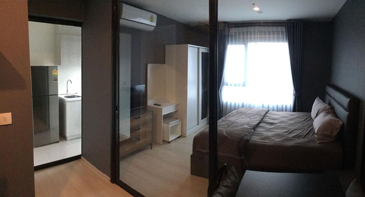 SmartProperty Agency's Condo for Rent, LIFE ASOKE 1B1B 30 sq.m. 20th flr. Fully furnished 1