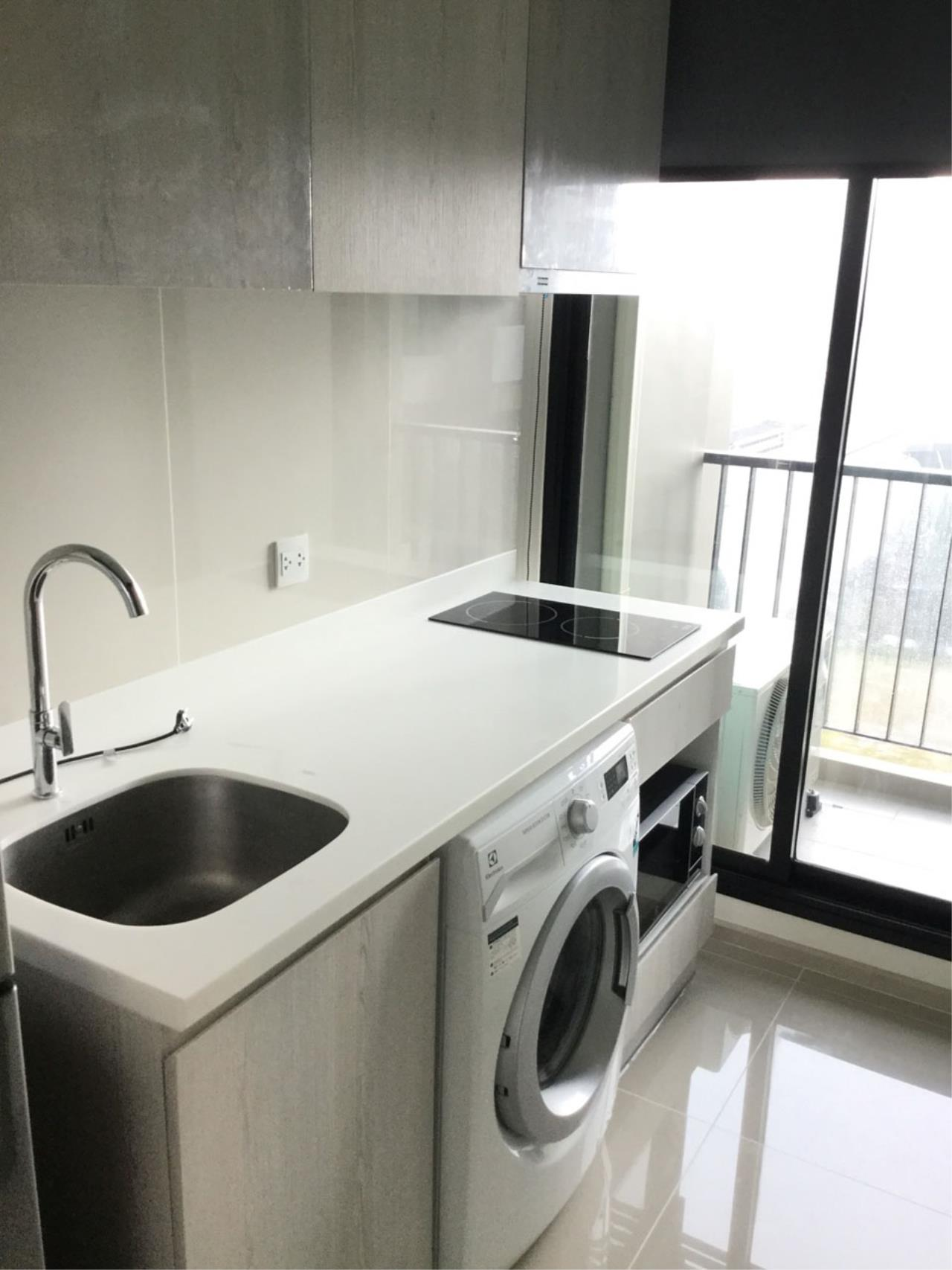 SmartProperty Agency's Condo for Rent, LIFE ASOKE 1B1B 30 sq.m. 20th flr. Fully furnished 4