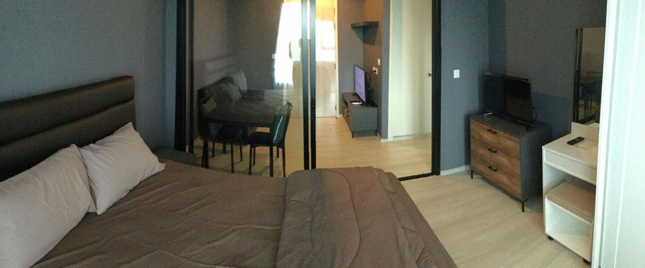 SmartProperty Agency's Condo for Rent, LIFE ASOKE 1B1B 30 sq.m. 20th flr. Fully furnished 5