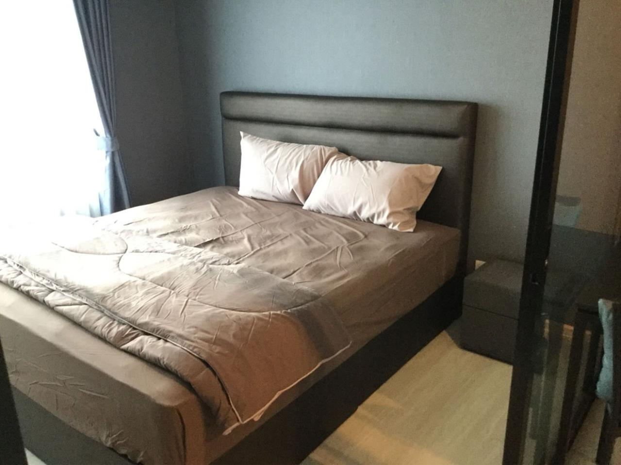 SmartProperty Agency's Condo for Rent, LIFE ASOKE 1B1B 30 sq.m. 20th flr. Fully furnished 6