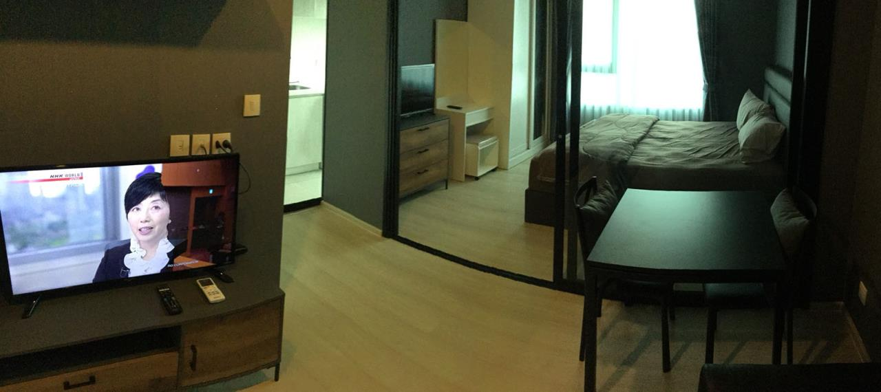 SmartProperty Agency's Condo for Rent, LIFE ASOKE 1B1B 30 sq.m. 20th flr. Fully furnished 8