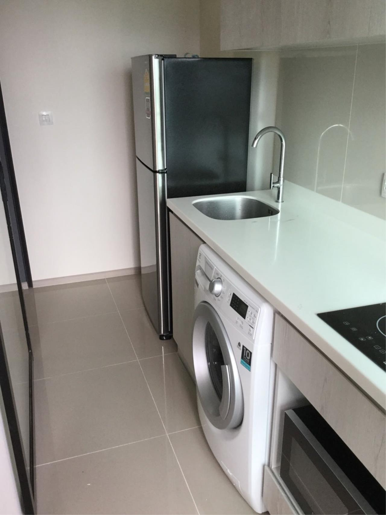 SmartProperty Agency's Condo for Rent, LIFE ASOKE 1B1B 30 sq.m. 20th flr. Fully furnished 10