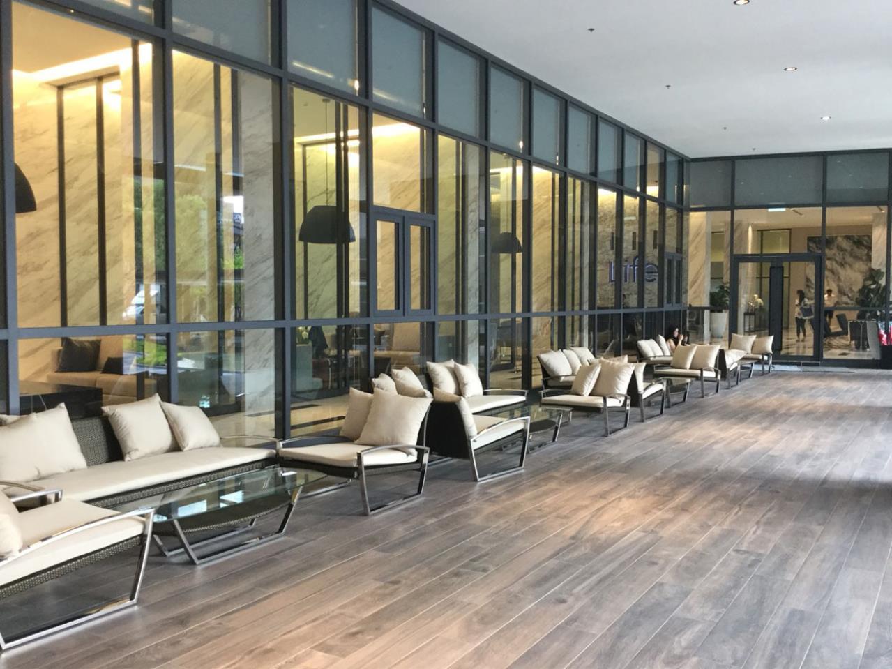 SmartProperty Agency's Condo for Rent, LIFE ASOKE 1B1B 30 sq.m. 20th flr. Fully furnished 13