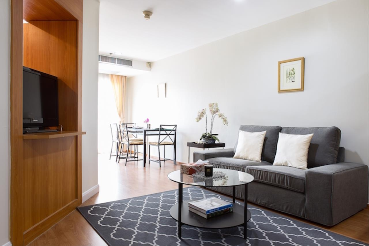 SmartProperty Agency's For Rent, Capital Sukhumvit 30/1, 1Bedroom, 35sq.m. 2