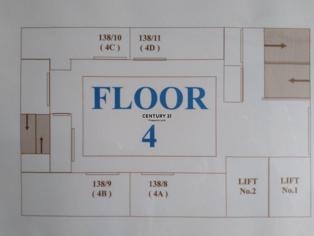 Century21 Property Link Agency's 04-CC-61471 Baan Kanchanakom  7