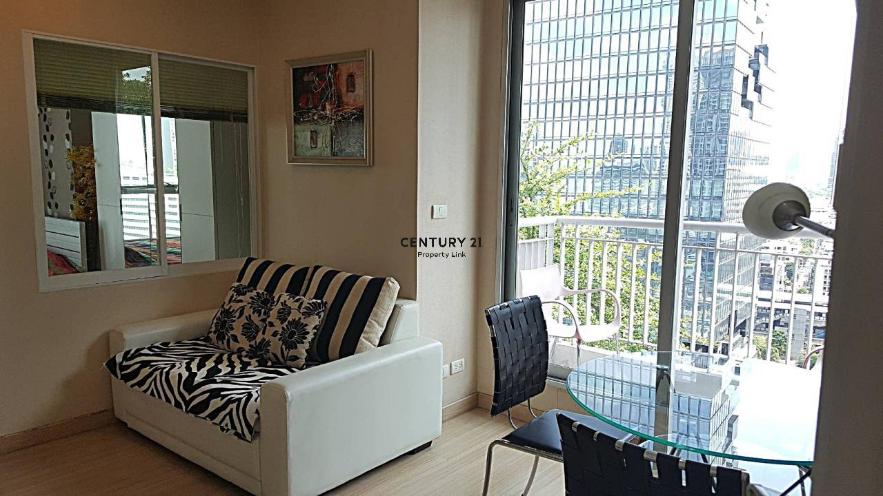 Century21 Property Link Agency's 32-CC-61318 Life @ Sathorn 10 1
