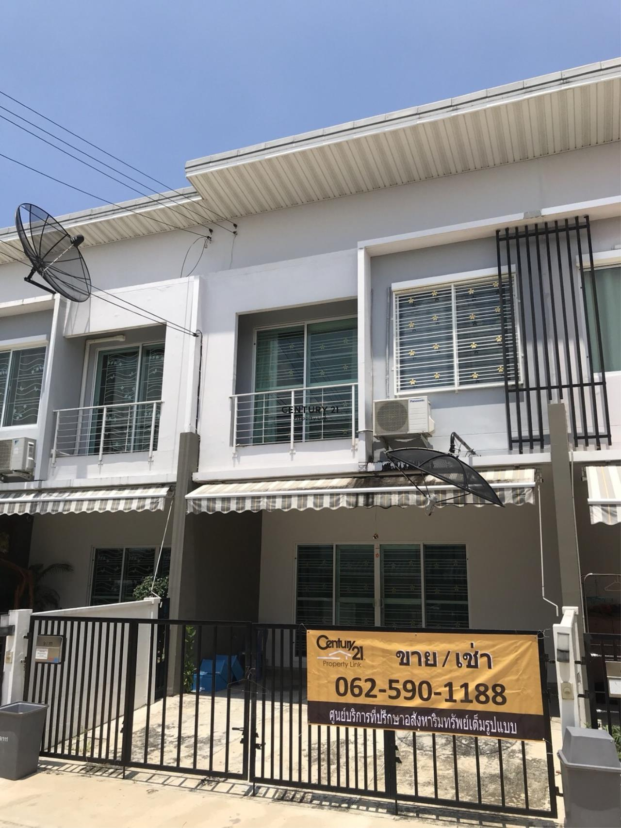 Century21 Property Link Agency's 34-TH-61038 Town Home @ Town Home @ The Pleno Ekachai 99/2  1