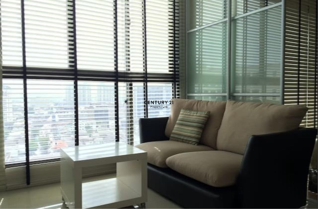 Century21 Property Link Agency's 37-CC-61340 Sense Phahonyothin Studio Unit for Sale 1