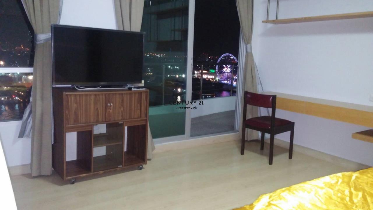 Century21 Property Link Agency's 38-CC-61430 Supalai River Place near BTS Krung Thon Buri City view   3