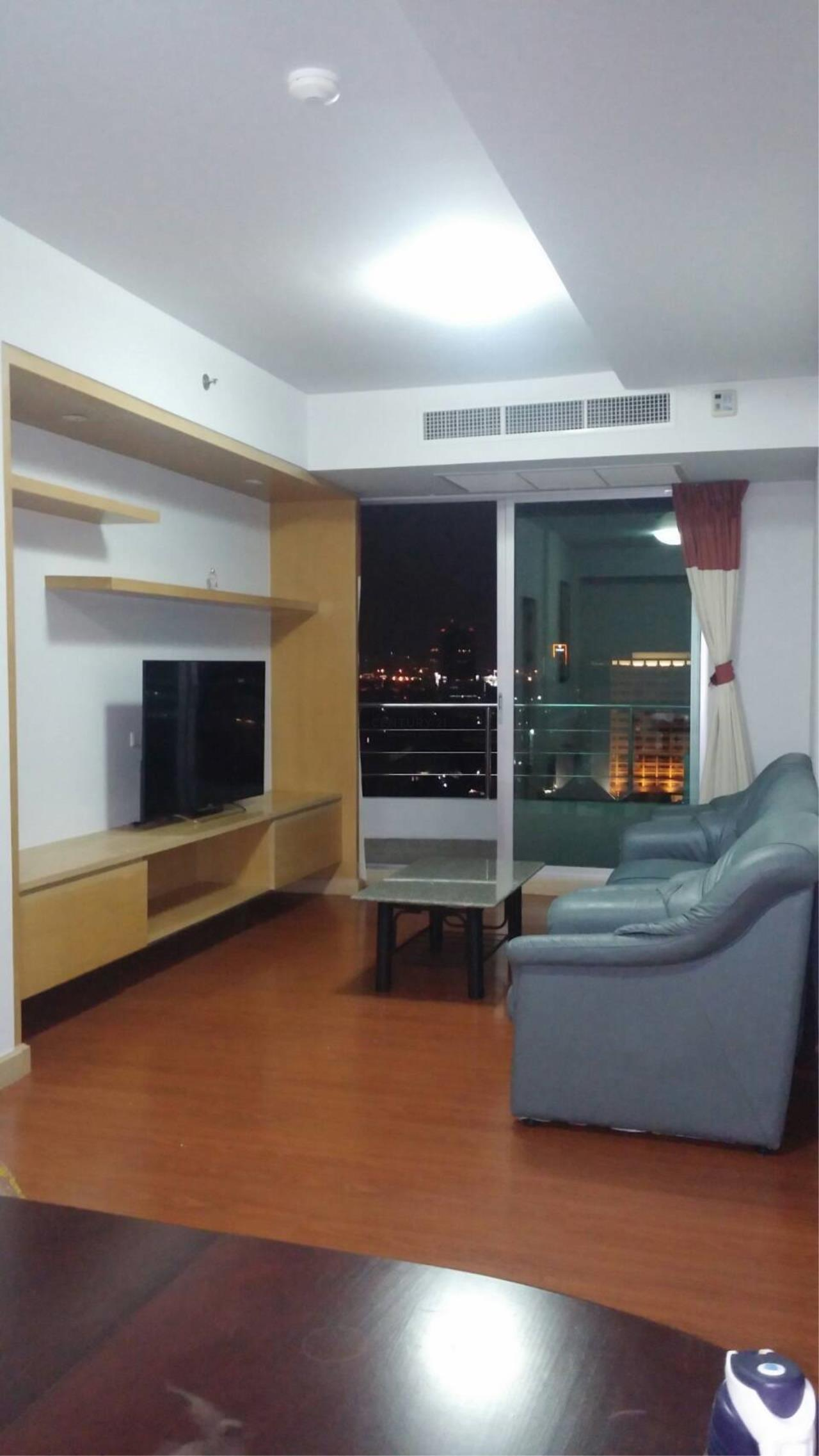 Century21 Property Link Agency's 38-CC-61430 Supalai River Place near BTS Krung Thon Buri City view   2