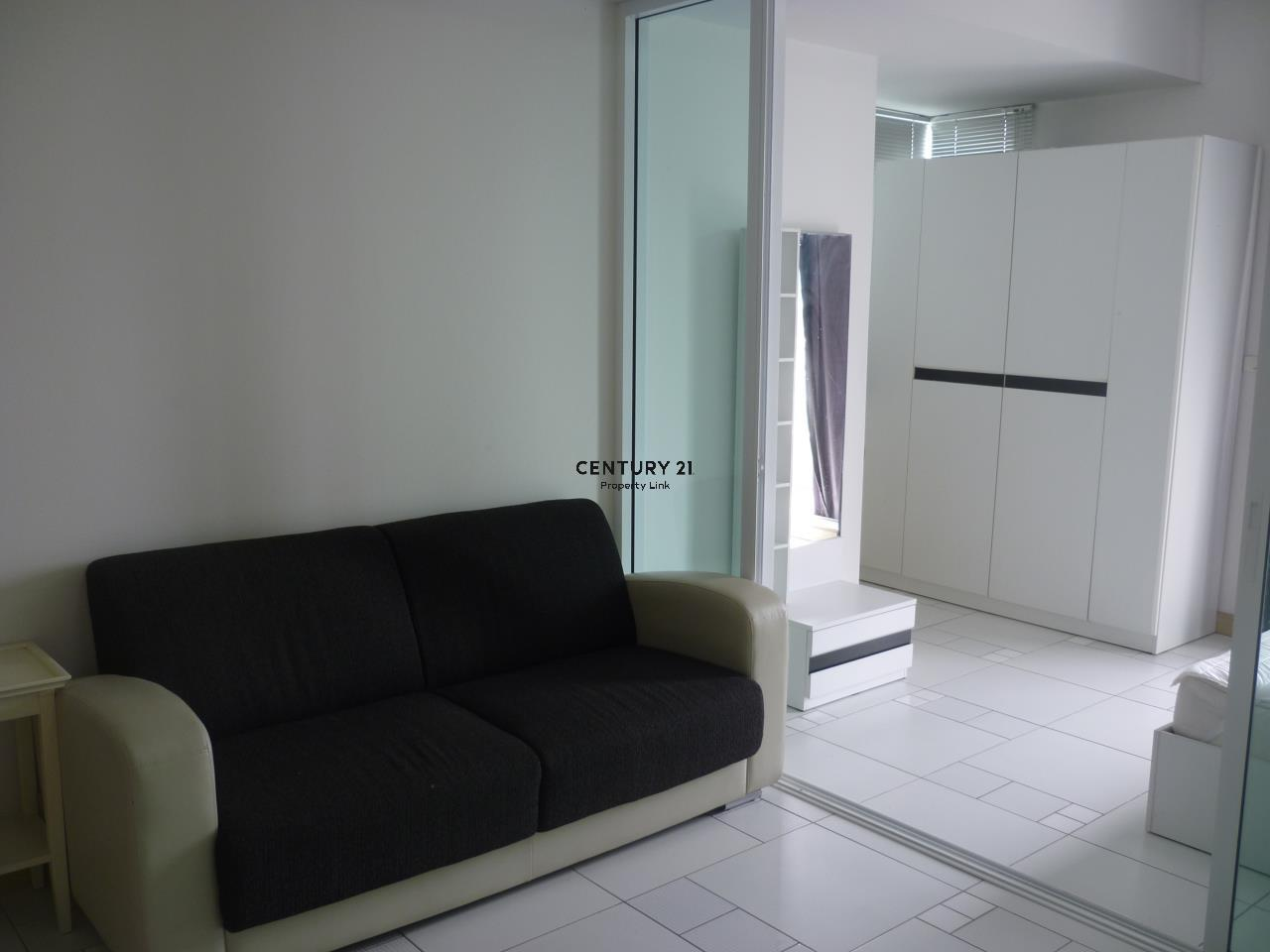 Century21 Property Link Agency's 38-CC-61504 Supalai River Place Condominium  Fully Furnished City view near BTS Krung Thon Buri  4