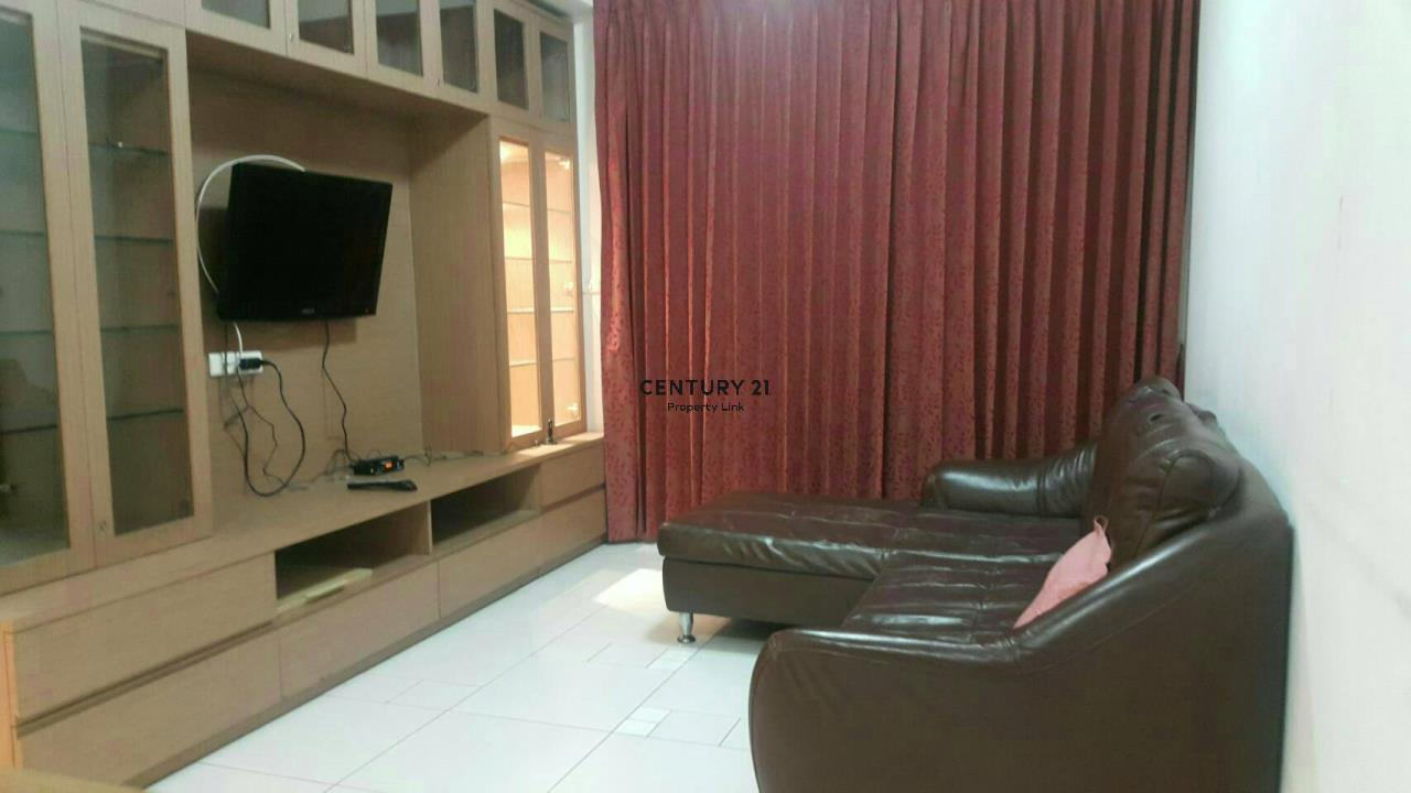 Century21 Property Link Agency's 38-CC-61537 Supalai River Place Condominium  Fully Furnished High level view Chao Phraya River near BTS Krung Thon Buri  1