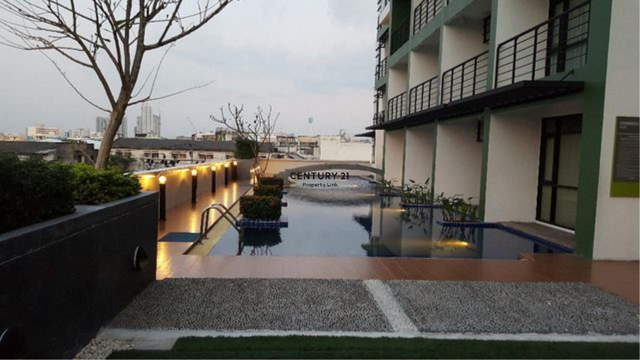 Century21 Property Link Agency's 38-CC-61552 Room for Sale Bangkok Horizon P48 near MRT Phet kasam48 BTS Bang wa 6