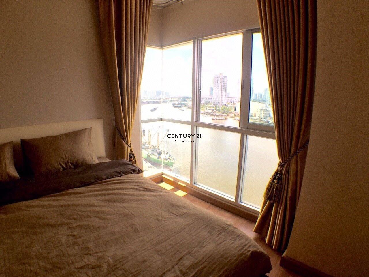 Century21 Property Link Agency's 38-CC-61645 Ivy River @ Rat Burana Chao Phraya River View Corner room 2