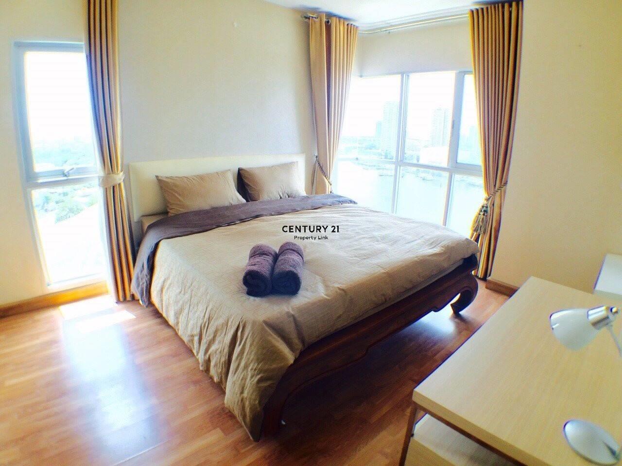 Century21 Property Link Agency's 38-CC-61645 Ivy River @ Rat Burana Chao Phraya River View Corner room 1