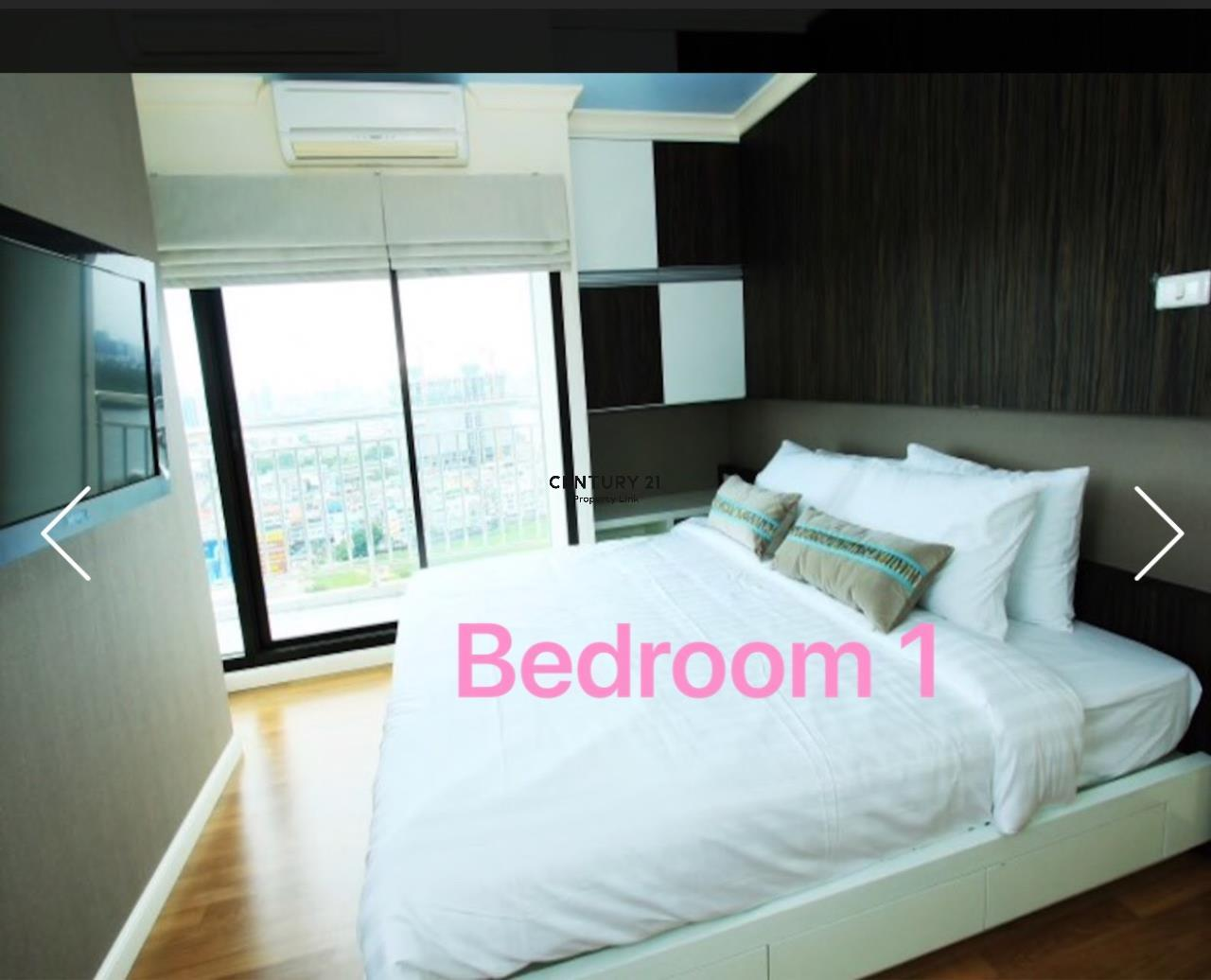 Century21 Property Link Agency's 38-CC-61646 Room for Rent Lumpini Place Narathiwas-Chaopraya @ Rama III 5