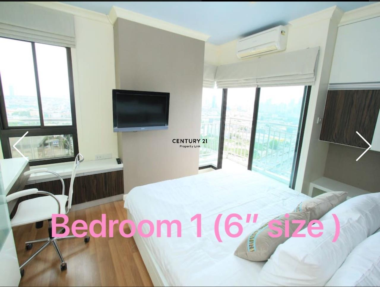 Century21 Property Link Agency's 38-CC-61646 Room for Rent Lumpini Place Narathiwas-Chaopraya @ Rama III 4