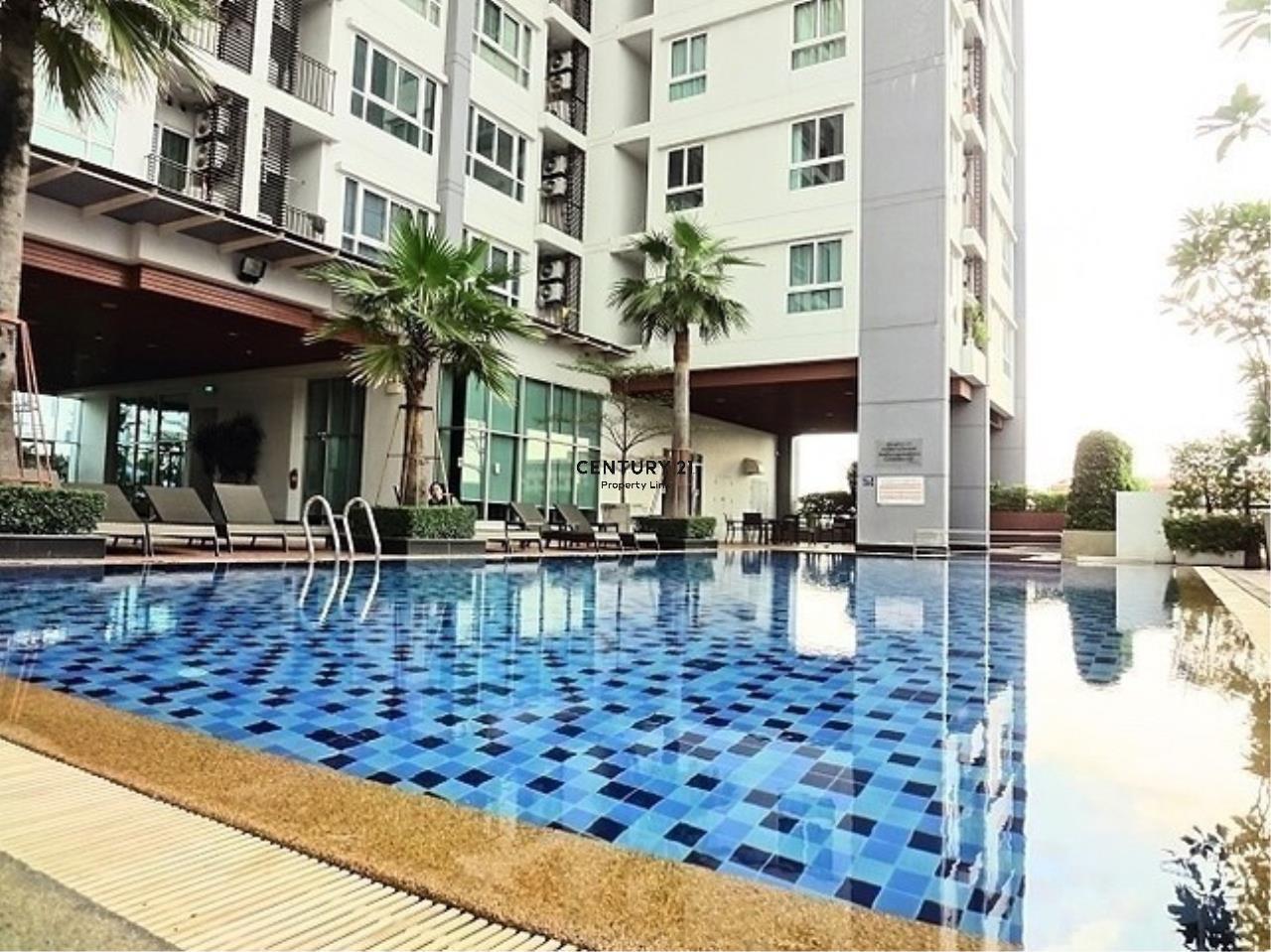 Century21 Property Link Agency's 38-CC-61648 Diamond Ratchada @ Ratchadaphisek near MRT Huay Kwang 5