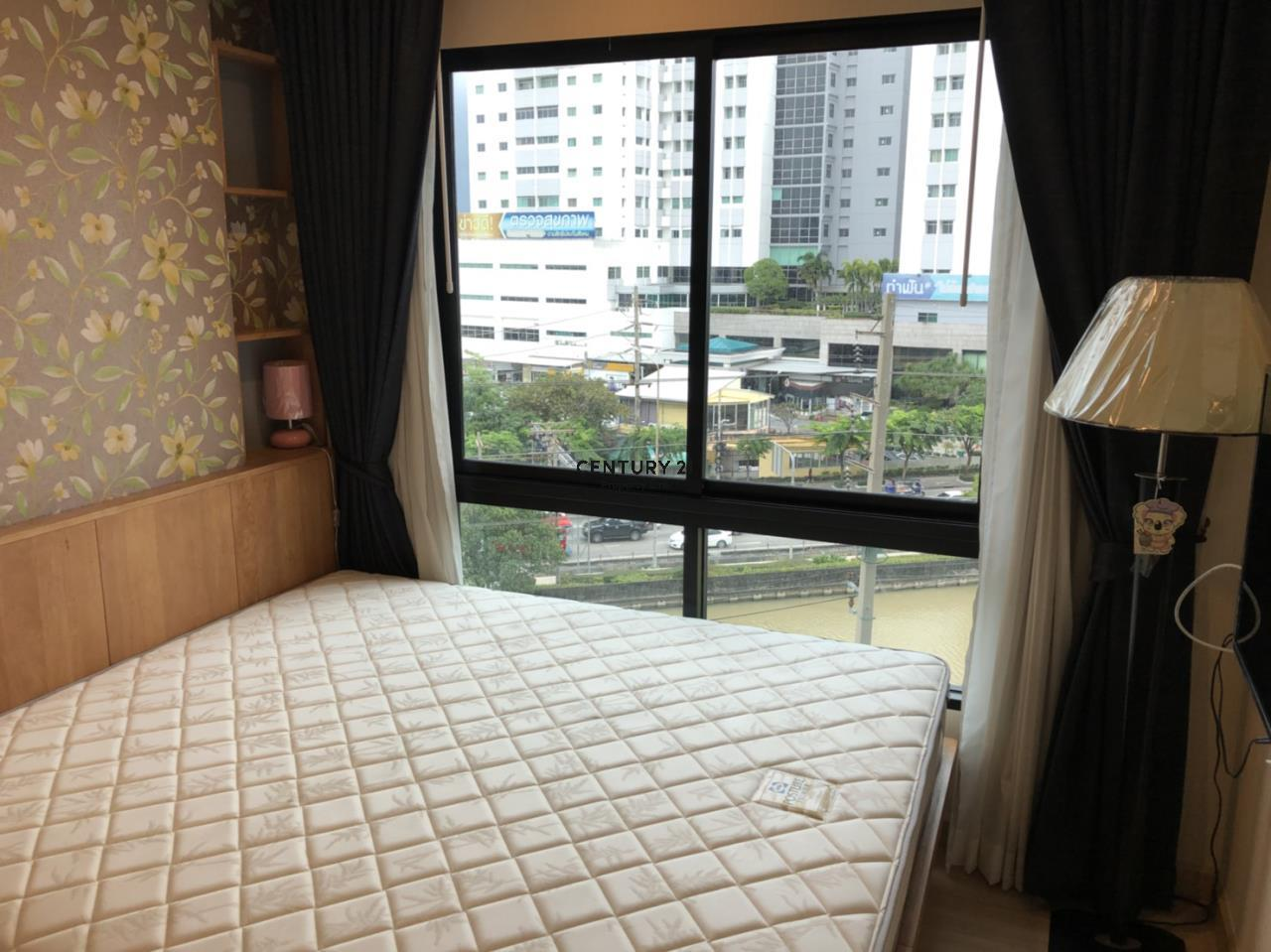 Century21 Property Link Agency's 38-CC-61673 The Niche Mono Ratchapha near MRT Wongsawang 1 km., Kasamratch Prachachuen Hospital 3