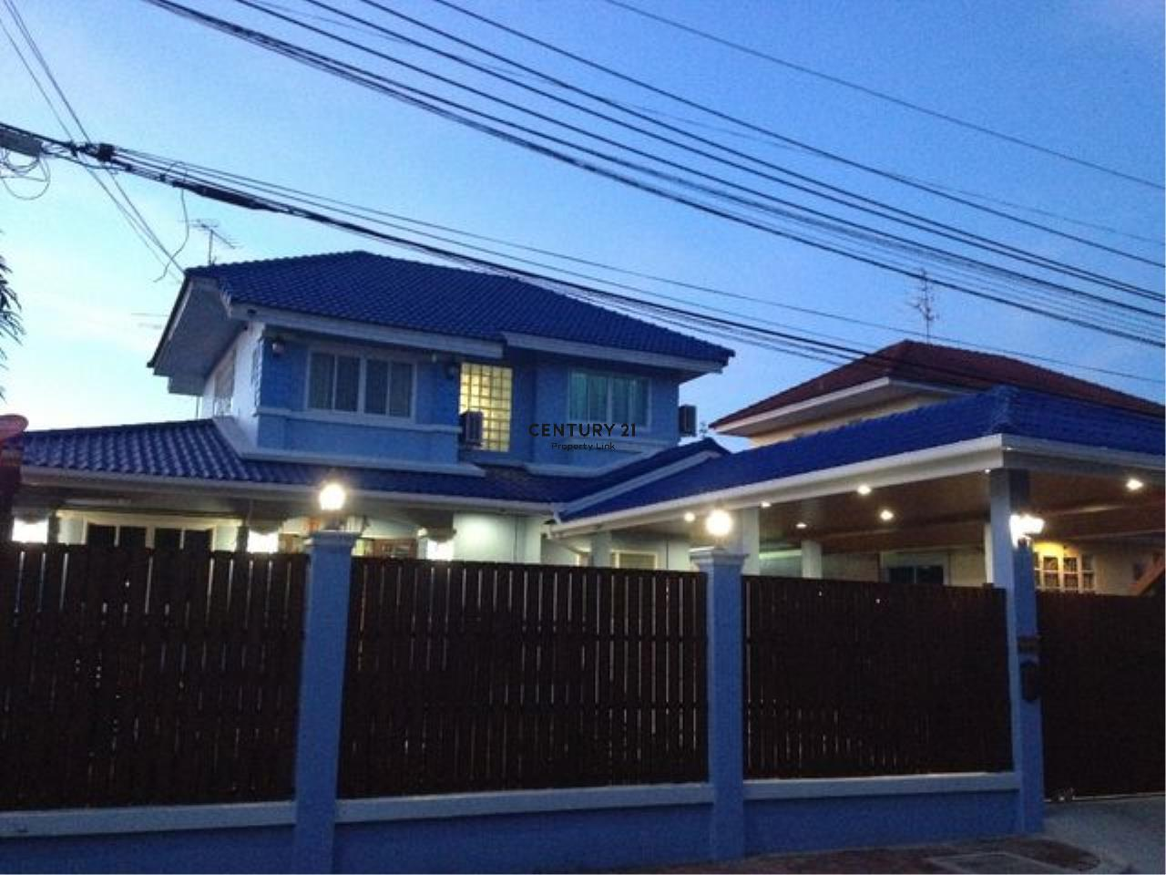 Century21 Property Link Agency's 38-HH-61062 Single House for sale near Victoria Garden The mall Bang Kae 1