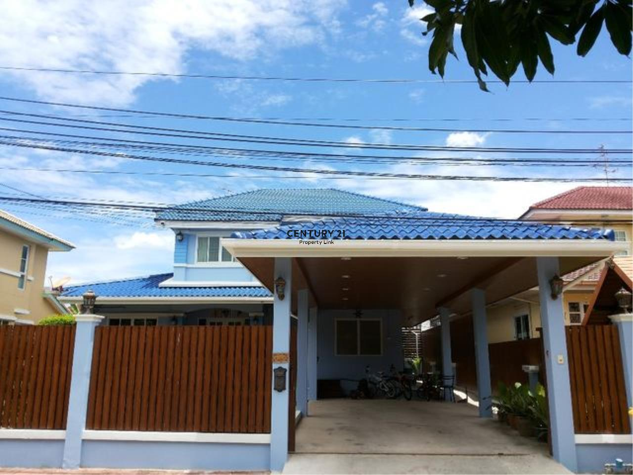 Century21 Property Link Agency's 38-HH-61062 Single House for sale near Victoria Garden The mall Bang Kae 2