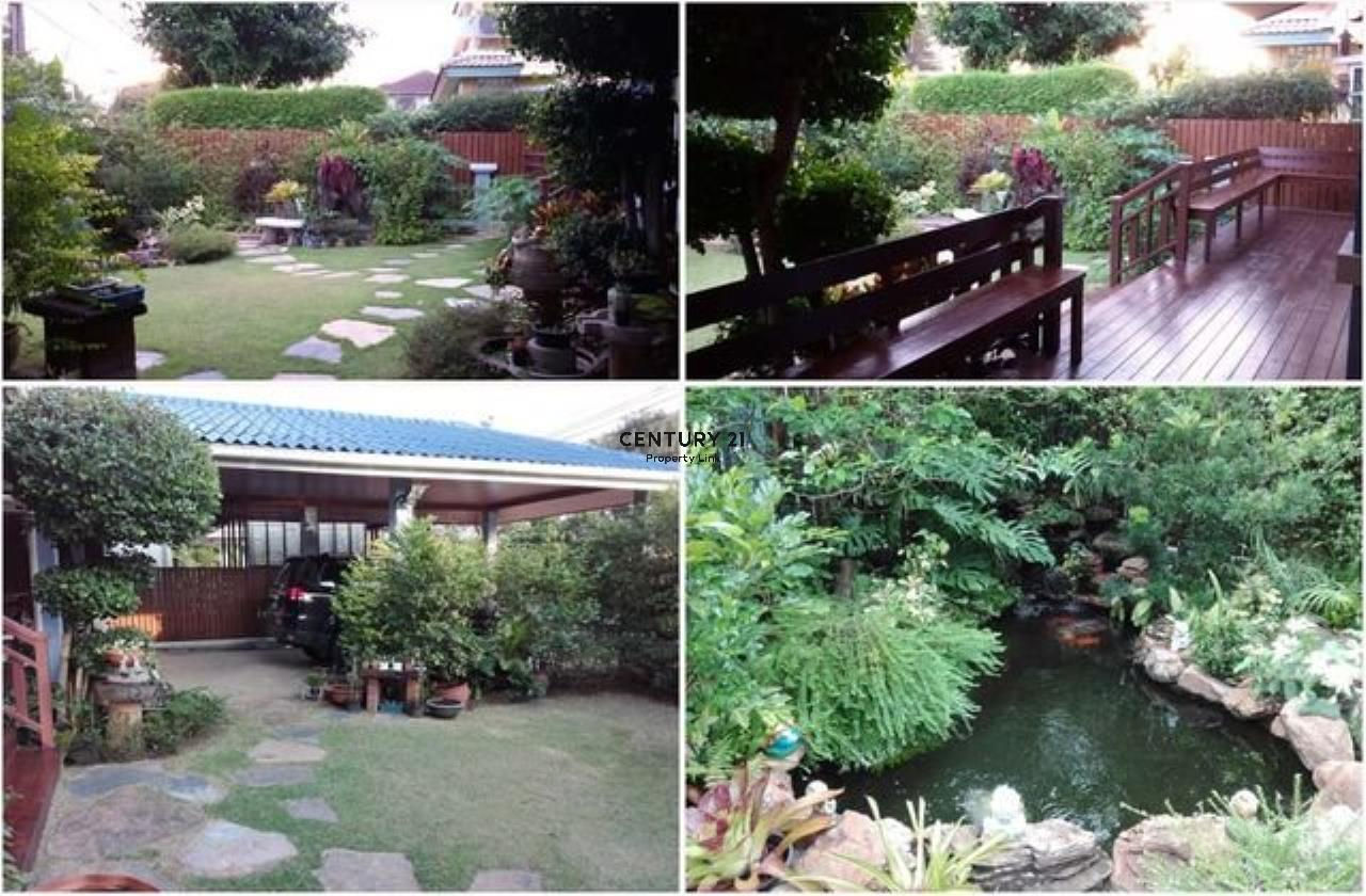 Century21 Property Link Agency's 38-HH-61062 Single House for sale near Victoria Garden The mall Bang Kae 6