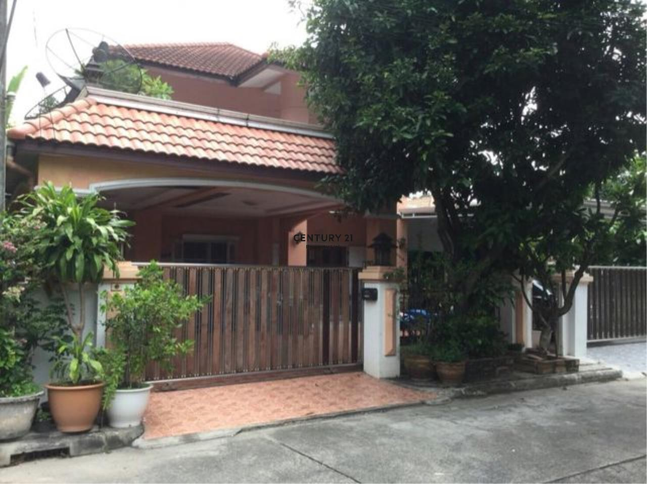 Century21 Property Link Agency's 38-HH-61063 Single House for sale @Nonthaburi  3