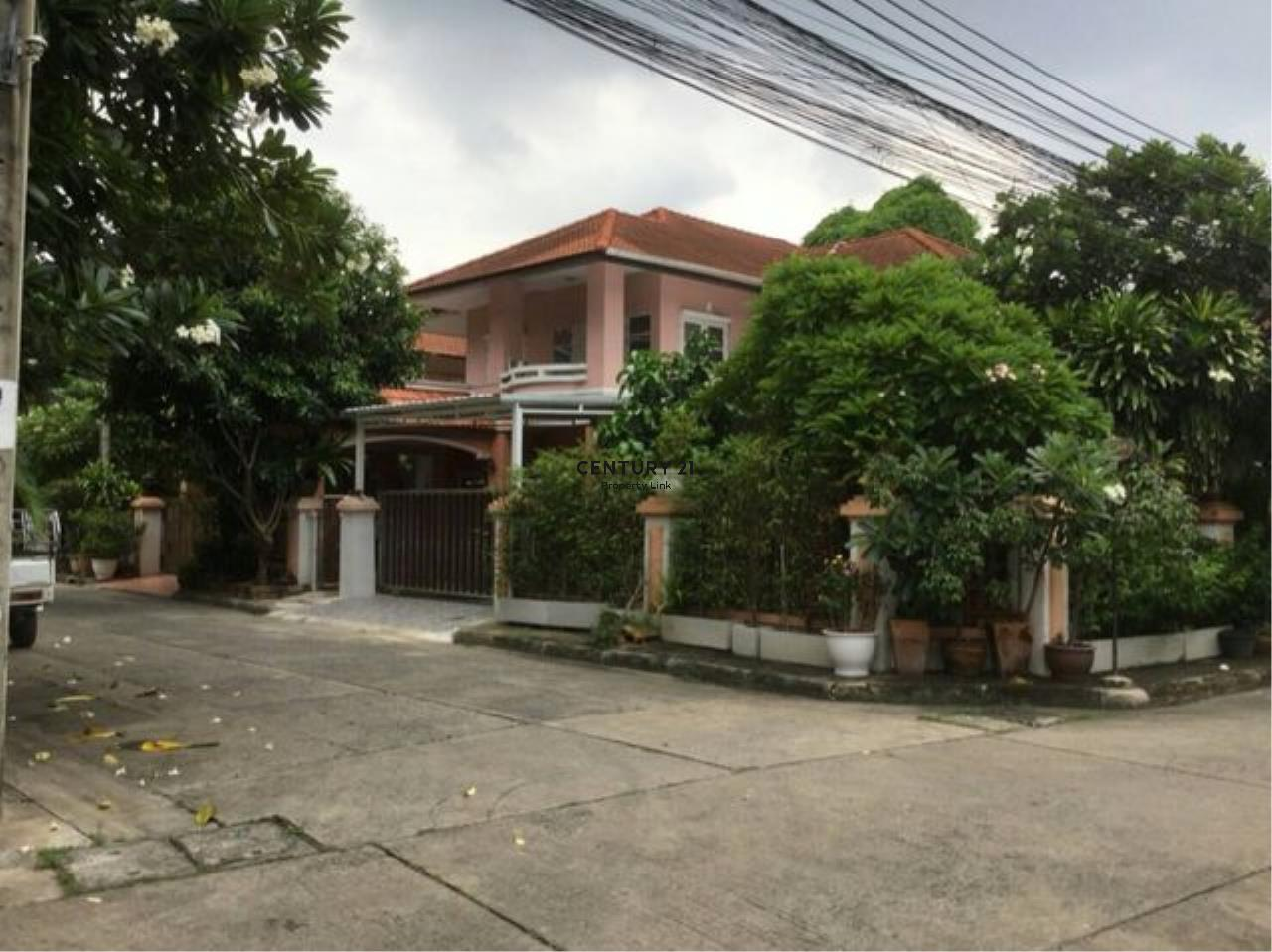 Century21 Property Link Agency's 38-HH-61063 Single House for sale @Nonthaburi  2