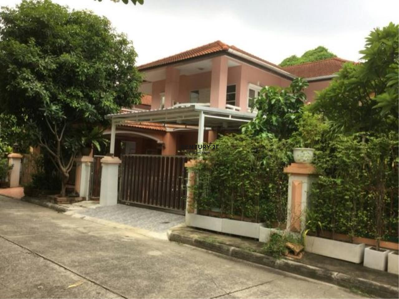 Century21 Property Link Agency's 38-HH-61063 Single House for sale @Nonthaburi  1