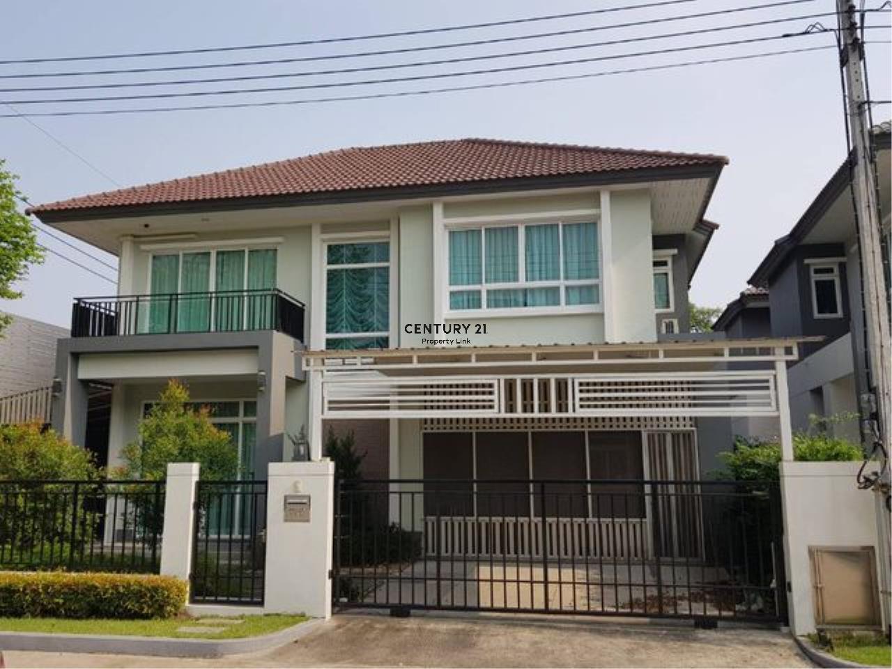 Century21 Property Link Agency's 38-HH-61064 Single House @ Phutthamonthon Sai 4 near Mahidon Salaya University 1
