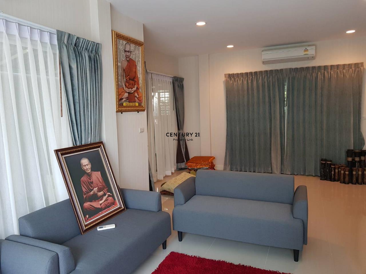 Century21 Property Link Agency's 38-HH-61064 Single House @ Phutthamonthon Sai 4 near Mahidon Salaya University 2
