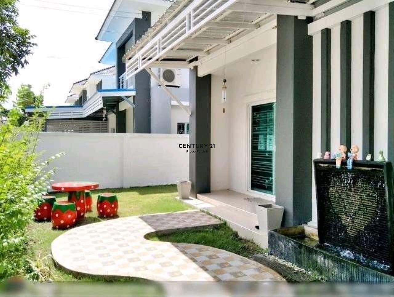 Century21 Property Link Agency's 38-HH-61070 single House @Kanchanapisek near Central Westgate 2