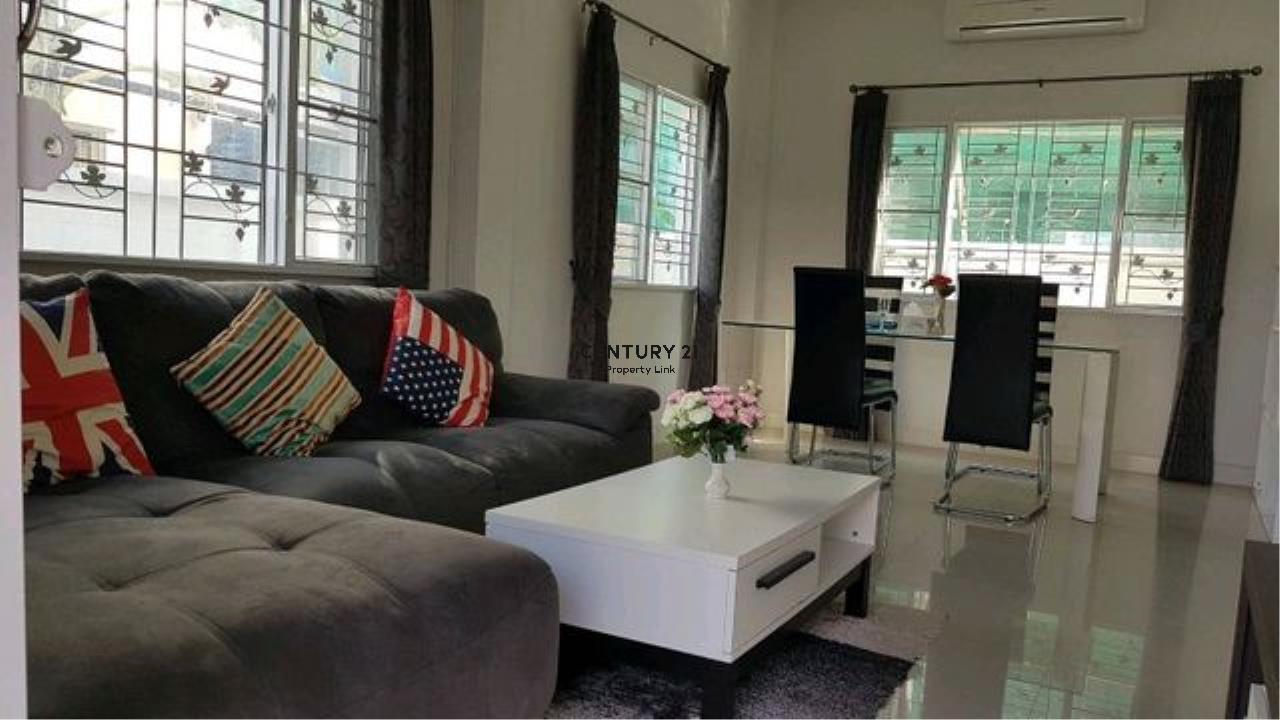 Century21 Property Link Agency's 38-HH-61070 single House @Kanchanapisek near Central Westgate 3