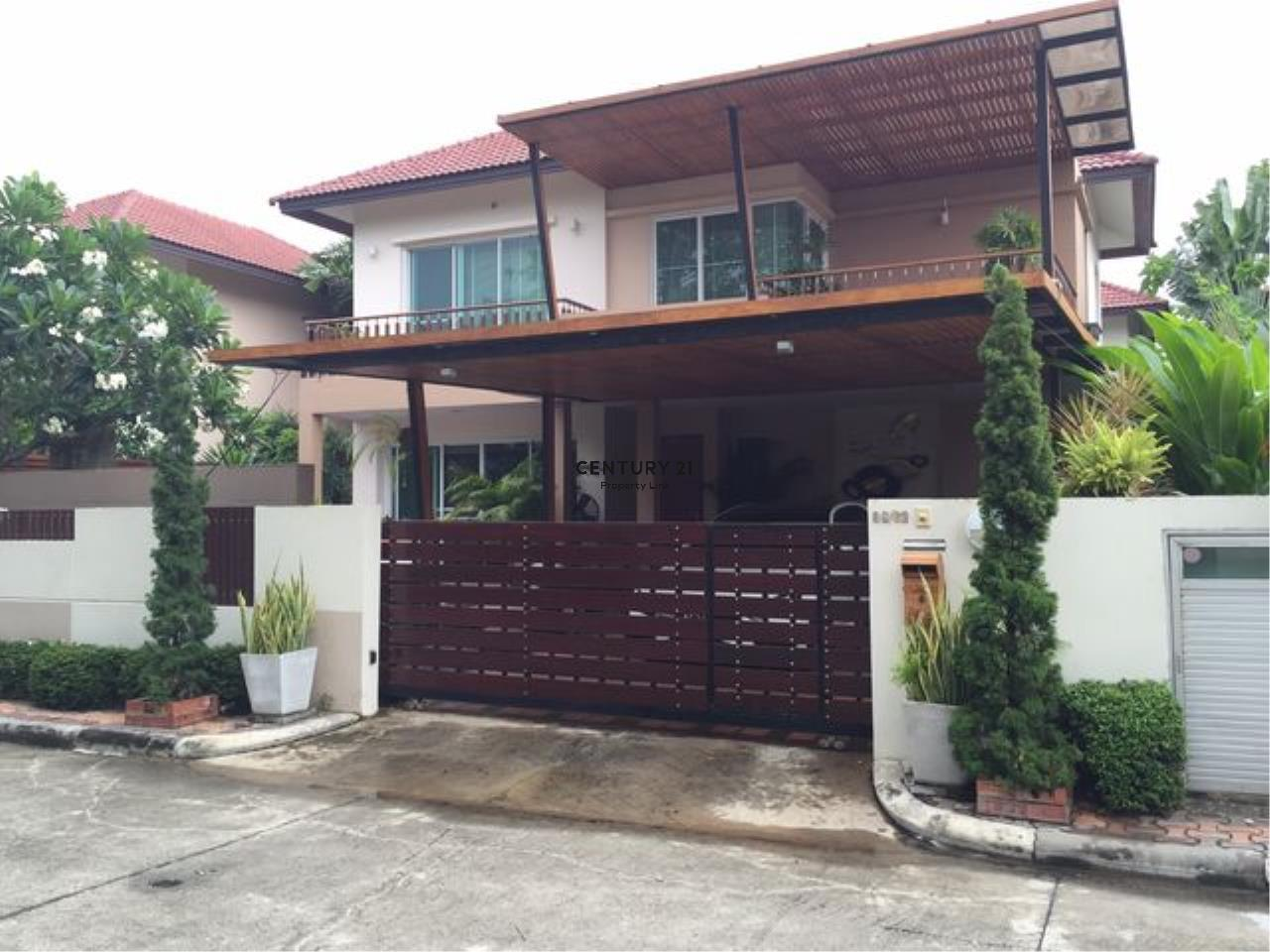 Century21 Property Link Agency's 38-HH-61071 Single House @Srinakarin style Resort near Central Bang na 4