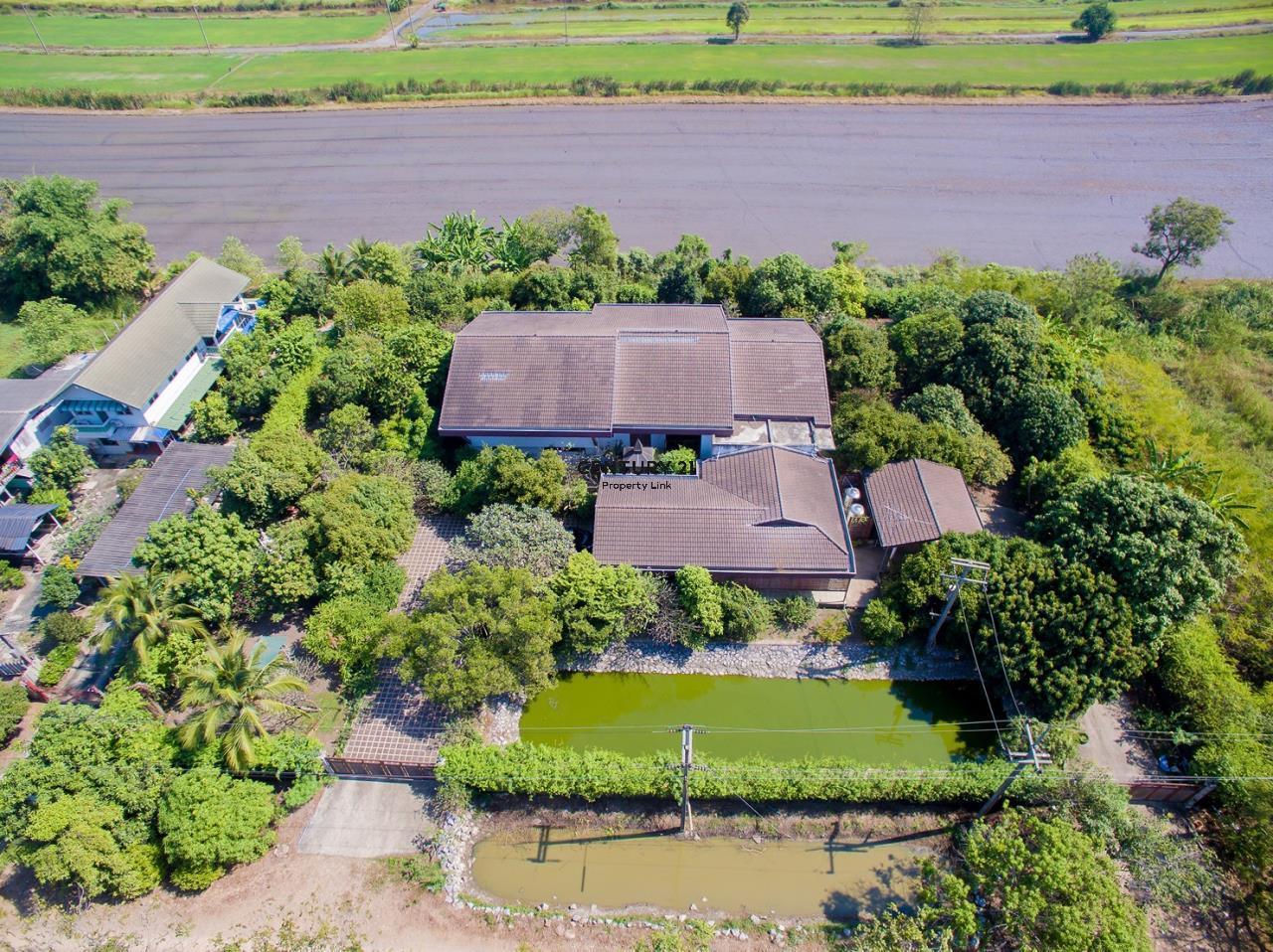 Century21 Property Link Agency's 38-HH-61076 A Big Single House @Khlong Luang Fully Furnished near Wang Noi Market Rajamangala University 1